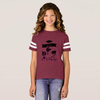 Camiseta La mejor hermana grande