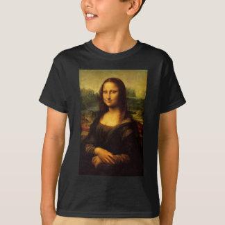 Camiseta La Mona Lisa de Leonardo da Vinci C. 1503-1505