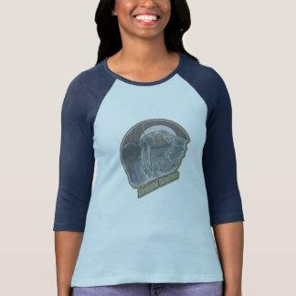 Camiseta La morsa del zombi Original-Apenó descolorado