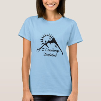 Camiseta La muñeca Mountian/ICD de las mujeres