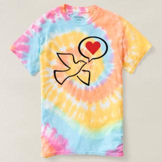 Camiseta La paloma canta paz