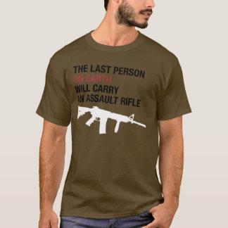 Camiseta La persona pasada en la tierra…
