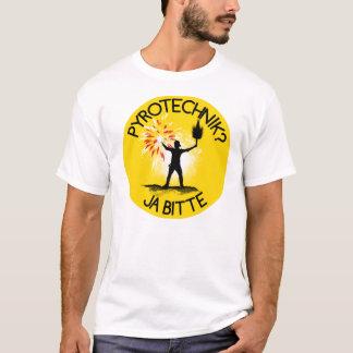 Camiseta La pirotecnia? Sí pide!