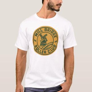 Camiseta La pista del rodillo del puente del molino, Lyon,