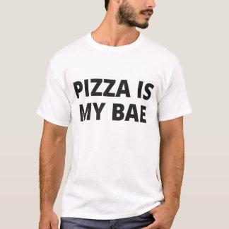 Camiseta La pizza es mi Bae