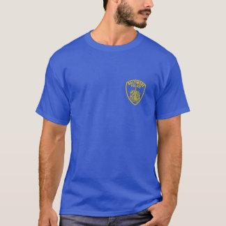 Camiseta La policía de la ciudad de Baltimore Badge la