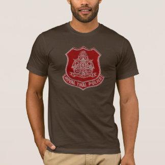 Camiseta La policía tailandesa Badge
