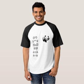 Camiseta La prioridad de las operaciones