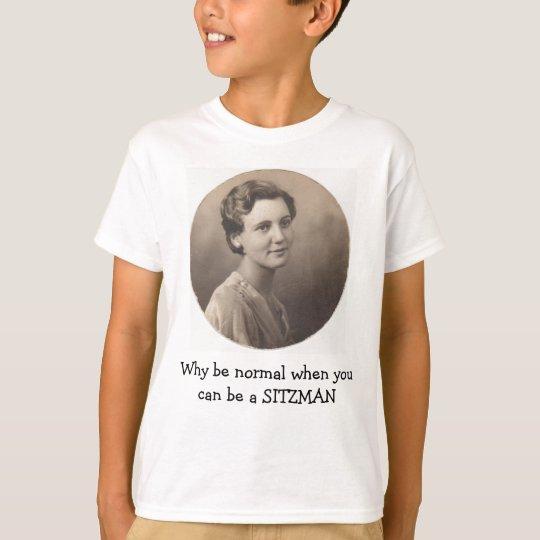 Camiseta ¿La rama A, reunión 50th-Normal de Bessie de
