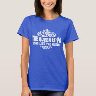 Camiseta La reina es 90