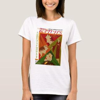 Camiseta La revista de noviembre del amigo de la bruja