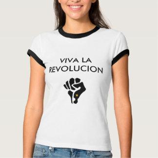CAMISETA LA REVOLUCION DE VIVA