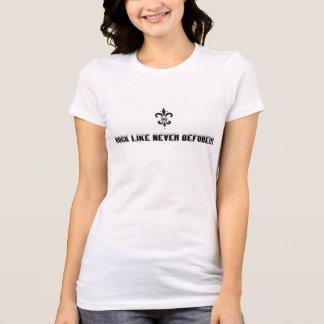 Camiseta La roca tiene gusto nunca antes
