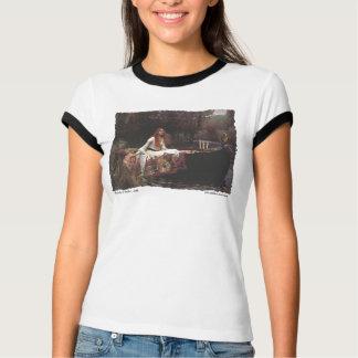 Camiseta La señora del chalote, 1888