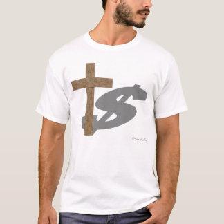 Camiseta La sombra de la religión