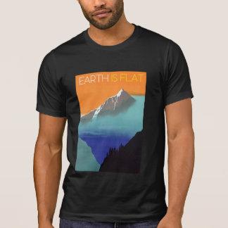 Camiseta La tierra es plana