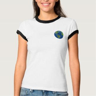 Camiseta La tierra necesita a todos los amigos que puede