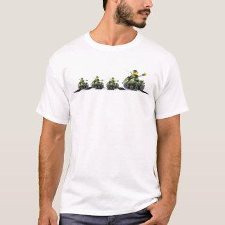 Camiseta La travesía del pato