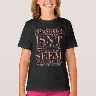 Camiseta La trompa no es para cada uno solamente gente