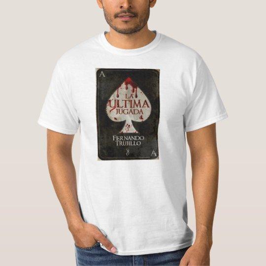 Camiseta 'La última jugada'