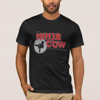 Camiseta La vaca de Ninja