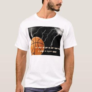 Camiseta La vida es baloncesto
