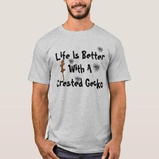 Camiseta La vida es un mejor Gecko2