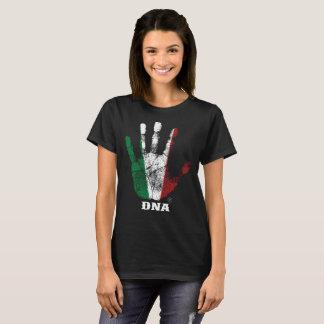 Camiseta la vida italiana de la comida del amor de la