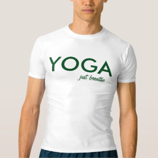 Camiseta La yoga apenas respira