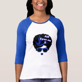 Camiseta La zeta toda observa en Z