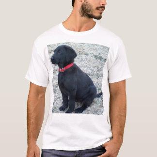 Camiseta Laboratorio negro