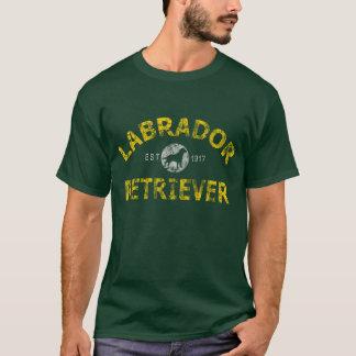 Camiseta Labrador retriever