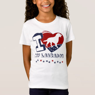 Camiseta Labrador retriever