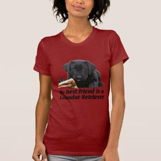 """Camiseta """"labrador retriever """""""