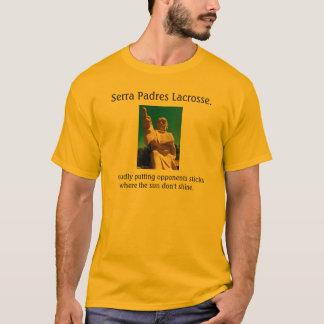 Camiseta Lacrosse de Serra Padres