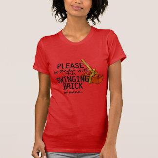 Camiseta Ladrillo de balanceo