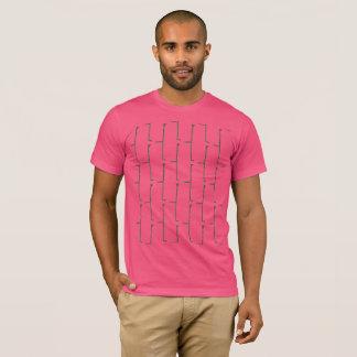 Camiseta Ladrillo gris rosado