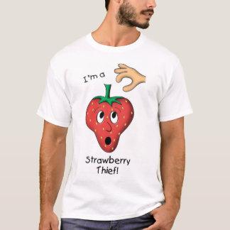 Camiseta Ladrón de la fresa