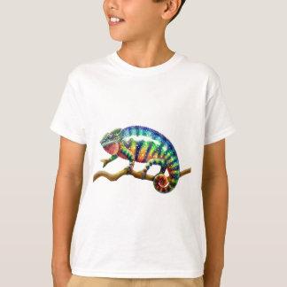 Camiseta Lagarto del camaleón de la pantera