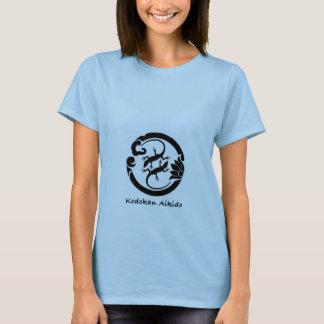 Camiseta Lagartos de Kodokan en azul claro