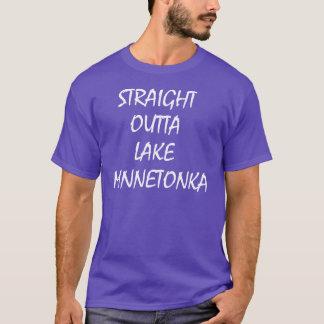 Camiseta Lago recto Minnetonka Outta