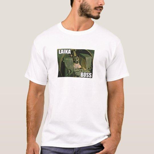 Camiseta LAIKA BOSS (Like A Boss)