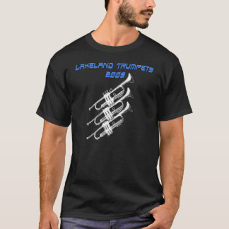 Camiseta Lakeland toca la trompeta 2009