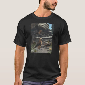 Camiseta Lammergeier o buitre barbudo
