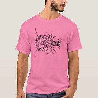 Camiseta Langosta americana