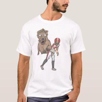 Camiseta Lanzamiento de la salchicha de Frankfurt