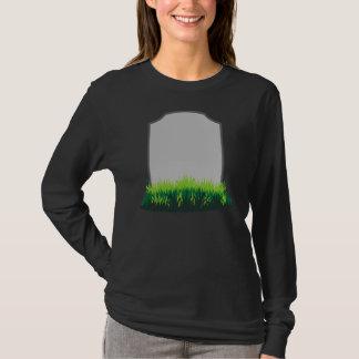 Camiseta Lápida mortuoria
