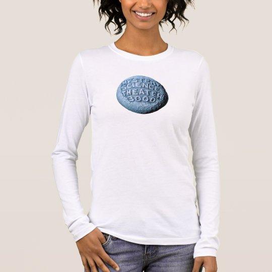 Camiseta larga de la manga de la luna de MST3K