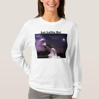 Camiseta larga de la manga de las mujeres de