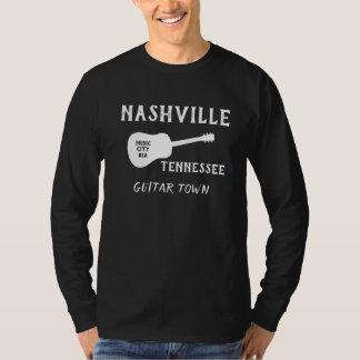 Camiseta larga de la manga de Nashville Tennessee